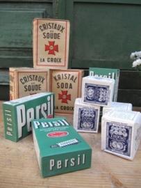 Persil / Soda / Stijfsel pakjes