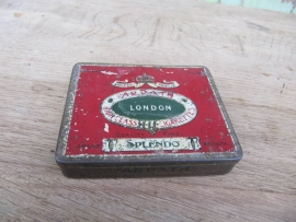 Oud Sigareten blikje Splendo van Ardath