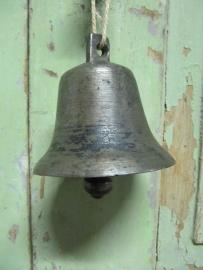 Antieke Franse koperen bel