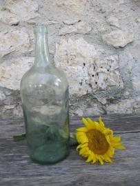 Antieke Franse fles van ECF