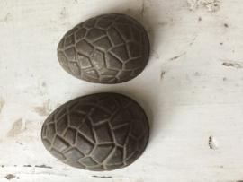 Setje van 2 eiermallen
