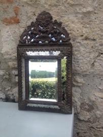 Antieke Franse Lodewijk XIV stijl spiegel