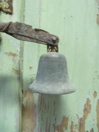 Oude deurbel