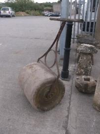 Engelse oude gras-roller