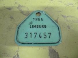 Plaatje voor rijwiel Limburg