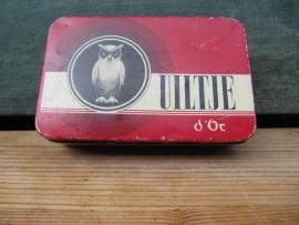 Sigarenblikje Uiltje d'Or