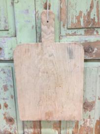 Oude robuuste  snijplank
