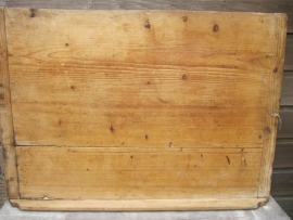 Very old large cutting board