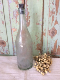Leuke oude fles met stevige schroefdop. Spa Monopole