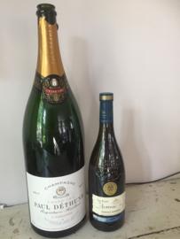 Champagne fles 3 liter