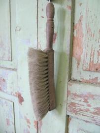 Brocante houten handveger