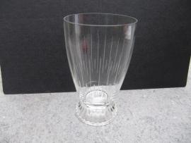 Mooi retro waterglas