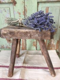 Brocant houten krukje