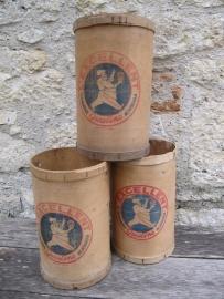 Franse kaas verpakking uit 1936 van Montauban kaas