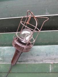 Bakelite looplamp