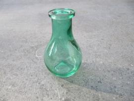 Klein groen flesje
