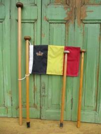 Vlaggenmast voor boot