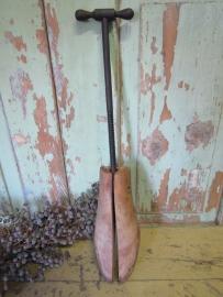 Oude schoenenspanner