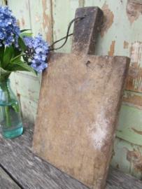 Oude Franse houten snijplank