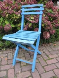 Brocante (klap )stoel