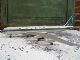Sabena vliegtuig uit bouwpakket