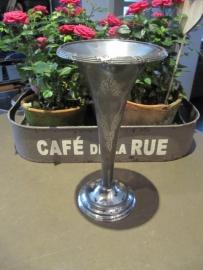 Antieke Amerikaanse zilveren vaas