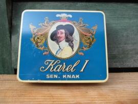 Sigarenblikje Karel I