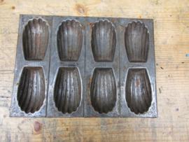Oude Franse koekjes vorm