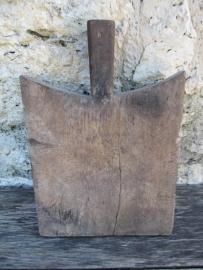 Franse oude dikke houten snijplank