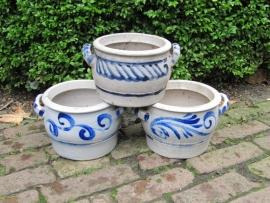 Keulse aardewerk pot ± 2 liter