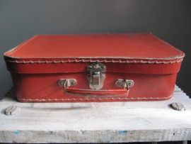 Rood (kinder) koffertje