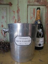 Brocante champagne koeler