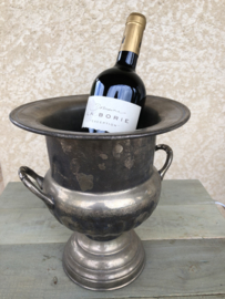 Brocante wijnkoeler