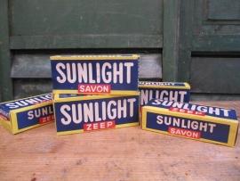 Sunlightzeep van vroeger