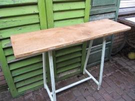 Oude (side) tafel