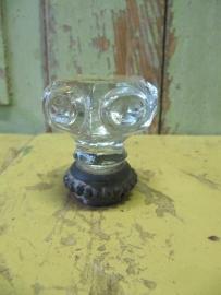Oude glazen dop