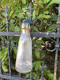 Antieke glazen fles