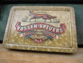 Sigarenblikje Vossen Breuers