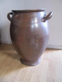Oude grespot/zuurkoolpot