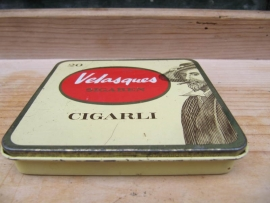 Sigarenblikje Velasques Cigarle