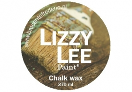 Lizzy Lee Paint Krijtwas Wit 370 ml *