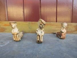 Antieke Franse luikknechten