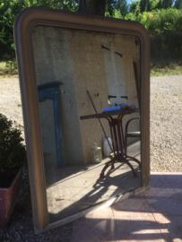 Grote antieke Franse spiegel