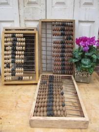 Oude Transilvaanse abacus/telraam