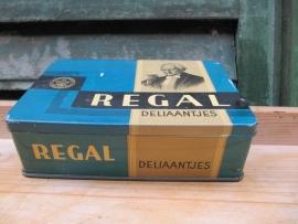 Sigarenblikje Regal Deliaantjes