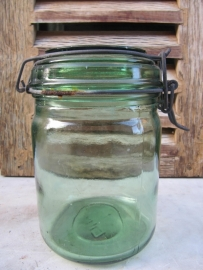 Old jar Dufor 1 liter