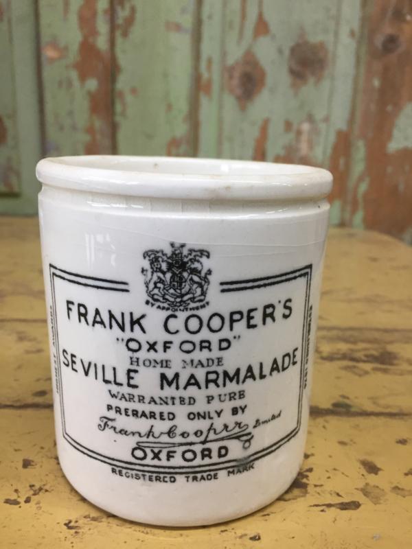 Antiek Engels marmelade potje