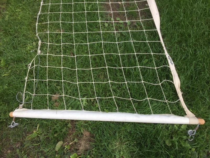 Gebruikt volleybal net