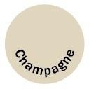 Lizzy Lee paint Krijtverf Champagne 1000 ml *