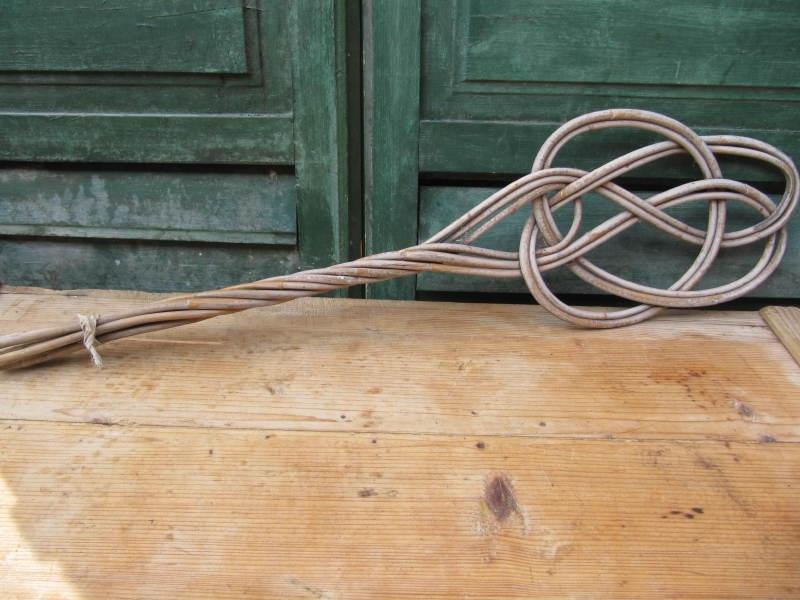 Oude mattenklopper